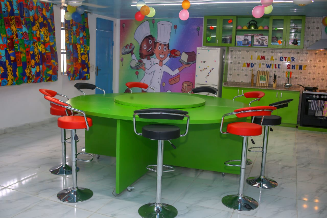 Slum2school commissions its enterprise development centre