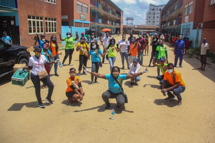 Slum2school's Efforts in Response to the Pandemic