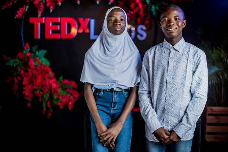Our Children Take Center Stage at TEDx Talks in Lagos
